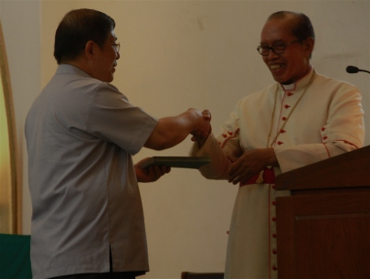 Nomination of Pidyarto