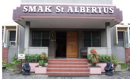 St. Albert Carmelite High School - 1